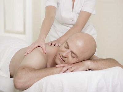 masaże